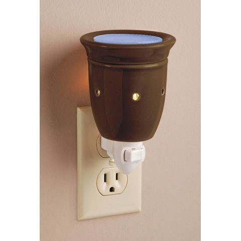 Darice Brown Plug-in Wax Melter