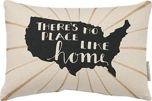 There's No Place Like Home Pillow
