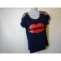 Zip-it Lip Shirt