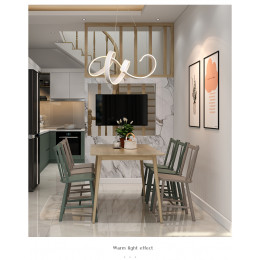 LED Chandelier for Kitchen and Dining room