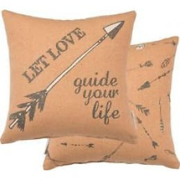 Let Love Guide Your Life Pillow